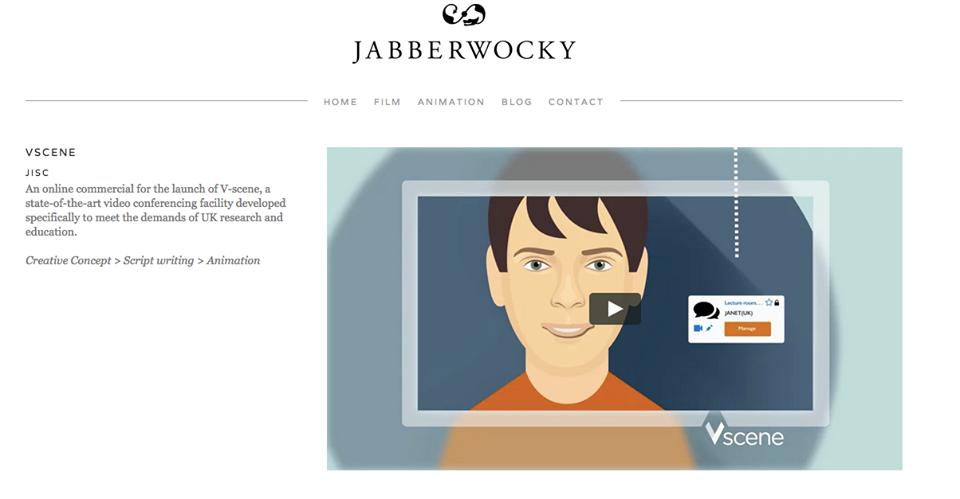 Jabberwocky:vscene